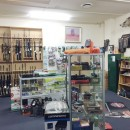 About Davos - inside store, hunting