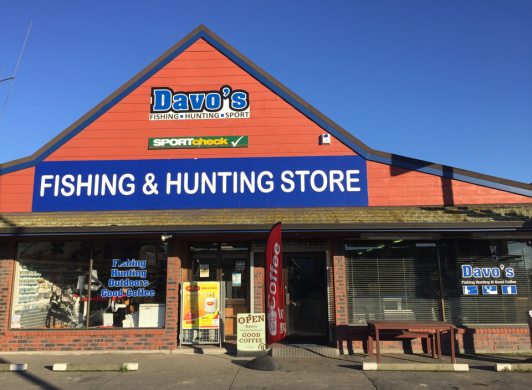 Davos Fishing and Hunting Sport